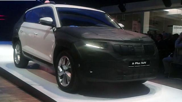 Škoda delimično otkrila novi SUV