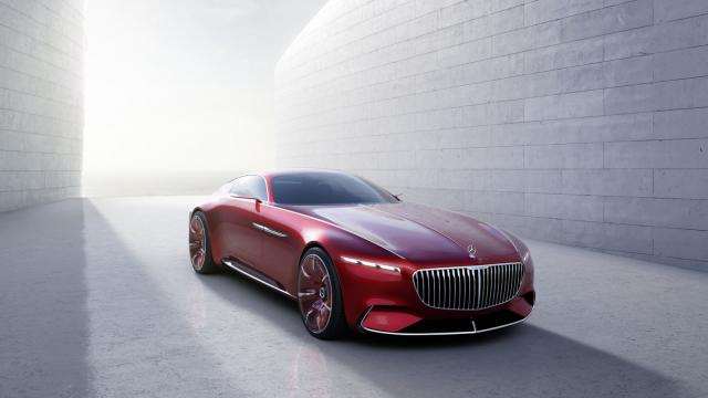 Novi Mercedes-Maybach 6