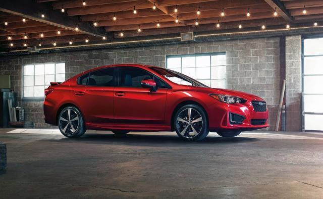 Nova Subaru Impreza