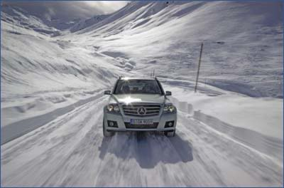 Putovanje po snegu