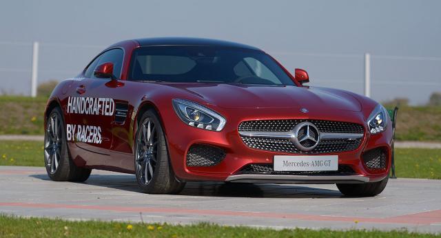 Prezentacija novih Mercedesovih vozila u Srbiji