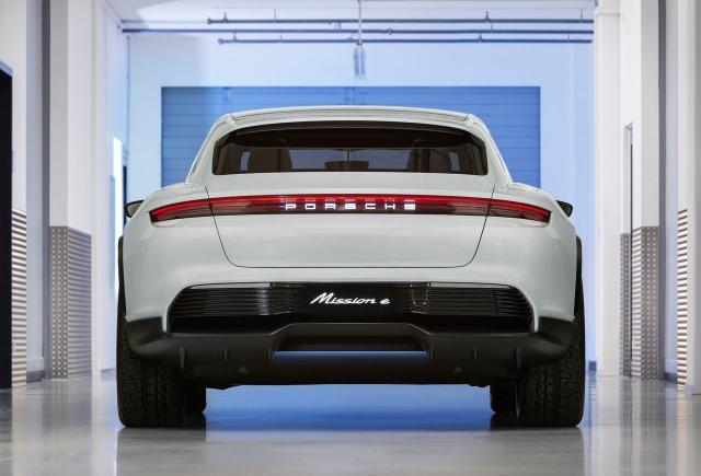 SUV Porsche