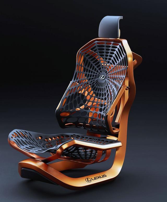 Sedište u budućnosti?