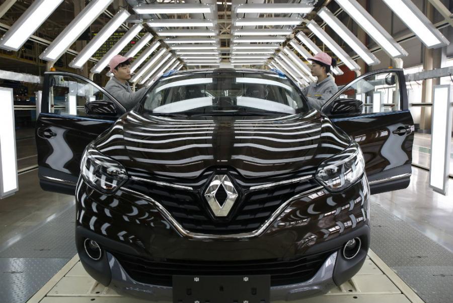 Renault otvorio fabriku u Kini