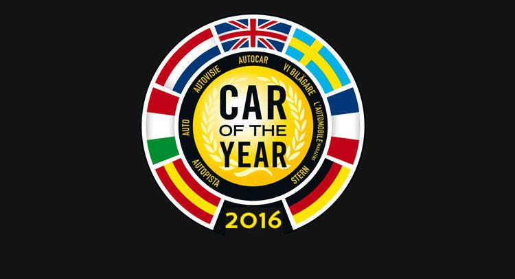 Automobil godine 2016.