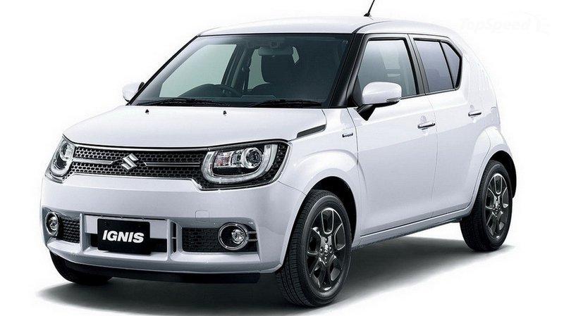 Dolazi u Evropu i Suzuki Ignis