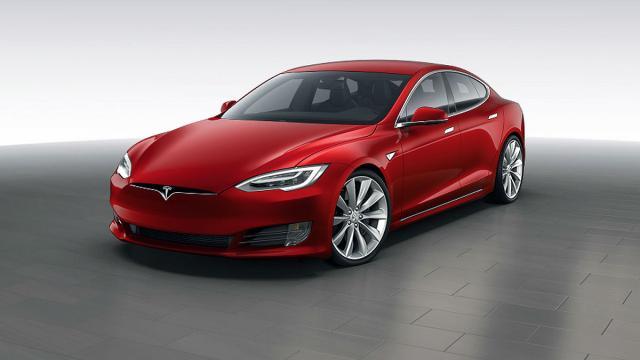 Teslin Model S