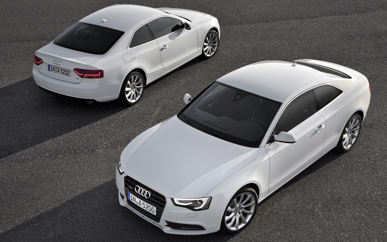 Uskoro Audi A5 Coupe