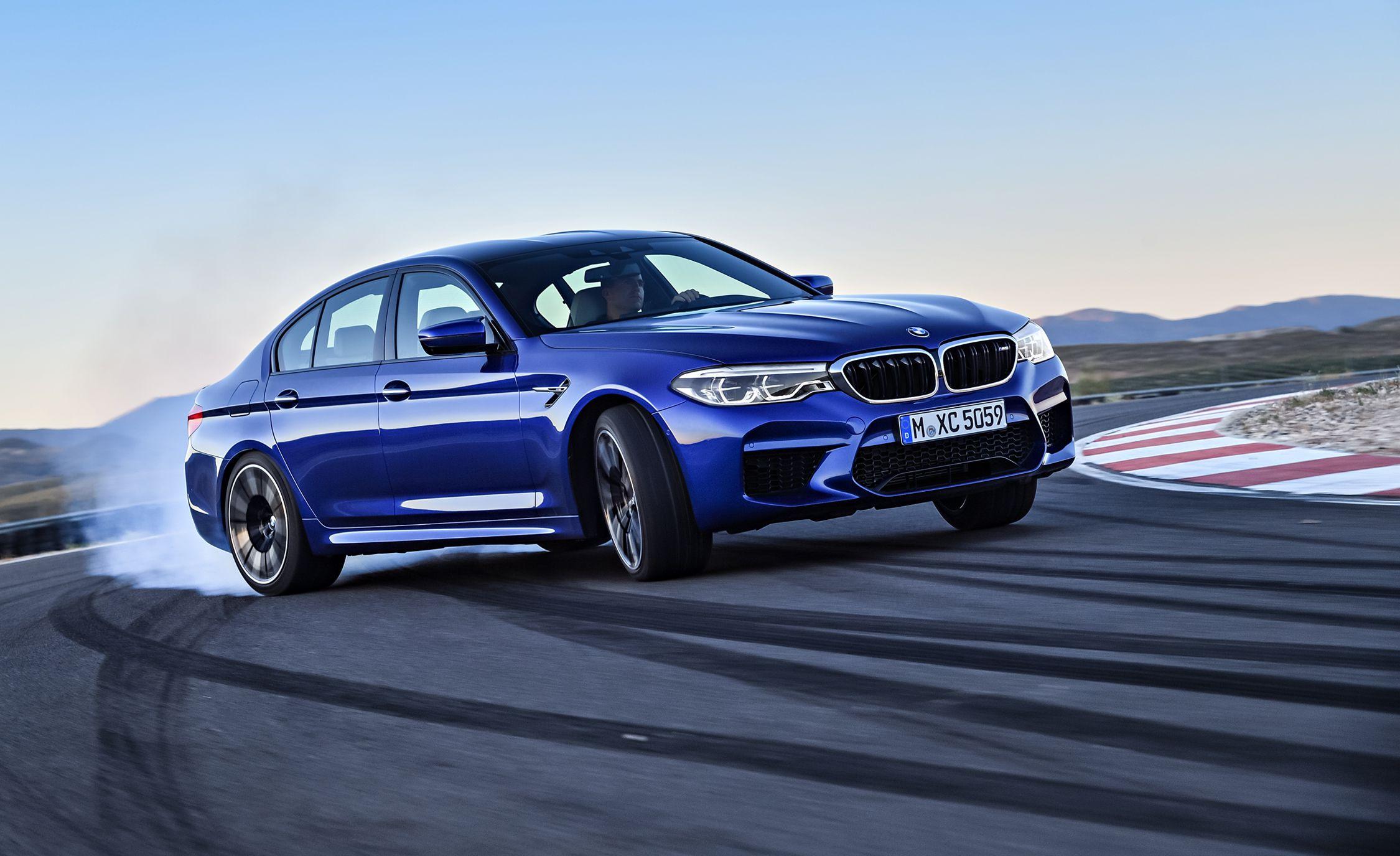Vanredni servis za BMW-ov M5