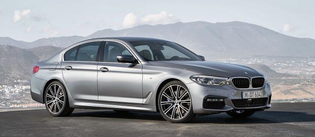 Cena novog BMW Serije 5