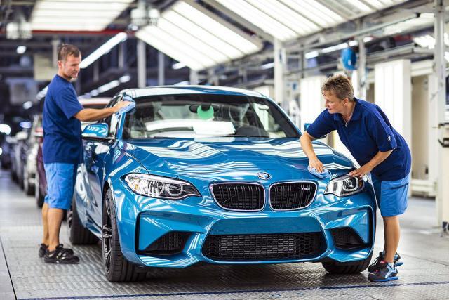 BMW-ov M2 počeo da se proizvodi