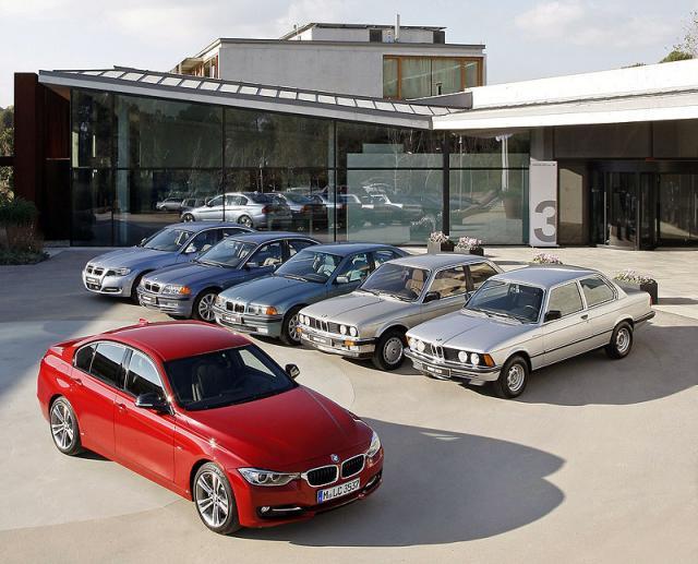 Njaslavnija BMW-ova Serija 3