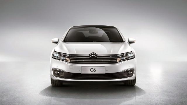 Citroen i novi model C6