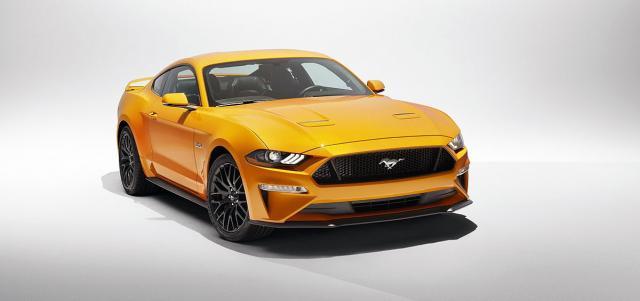 Novi Mustang