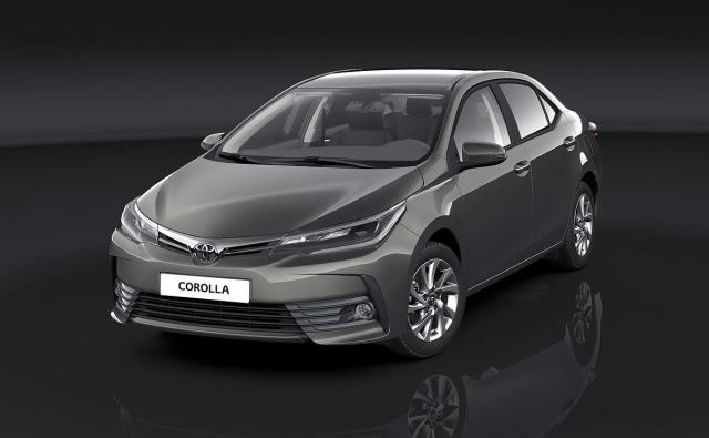 Restilizovana Toyota Corolla