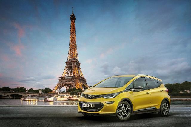 Novi električni Opel