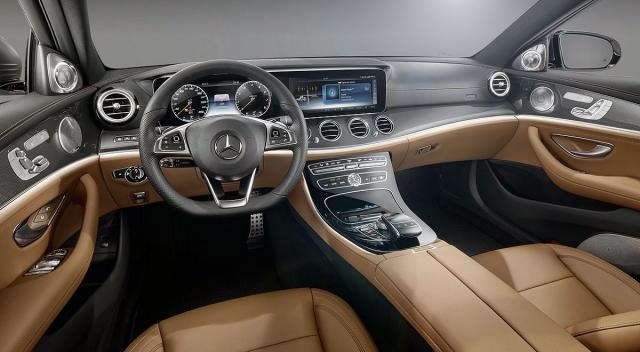 Pogledajte novi Mercedes E klase