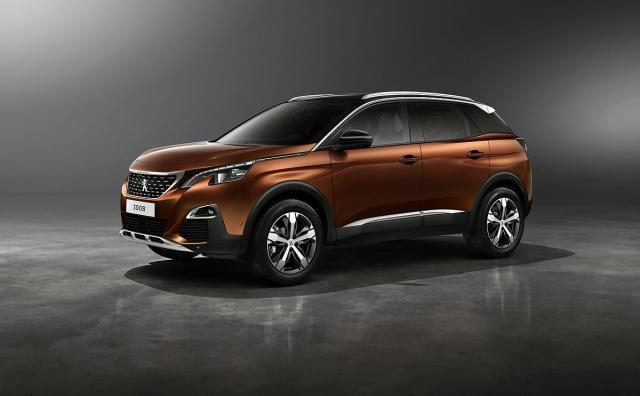 Novi krosover Peugeot 3008
