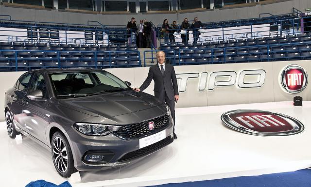 Fiat tipo će se predstaviti i u Beogradu