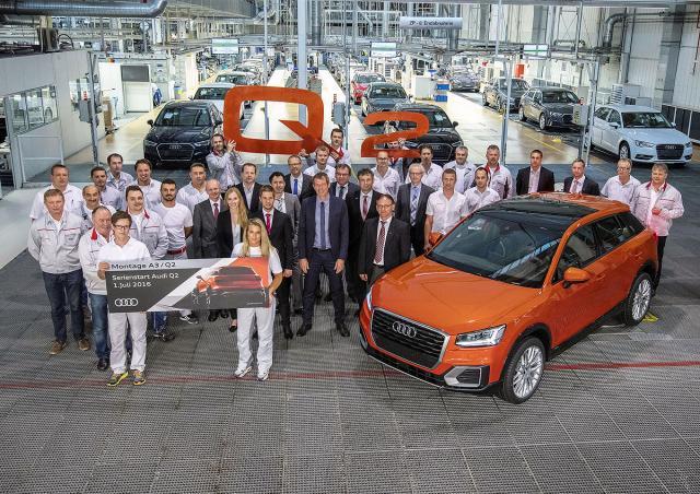 Počela proizvodnja Audija Q2