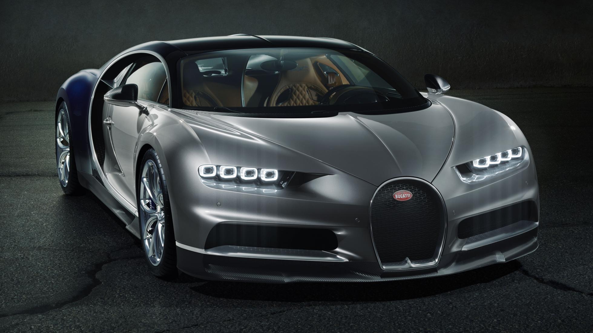 Bugattijev novi Chiron se prodaje bolje nego Veyron