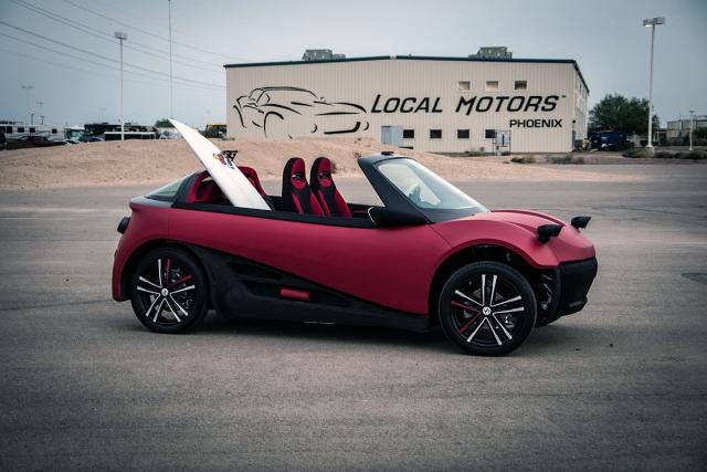 3D automobili 2017.