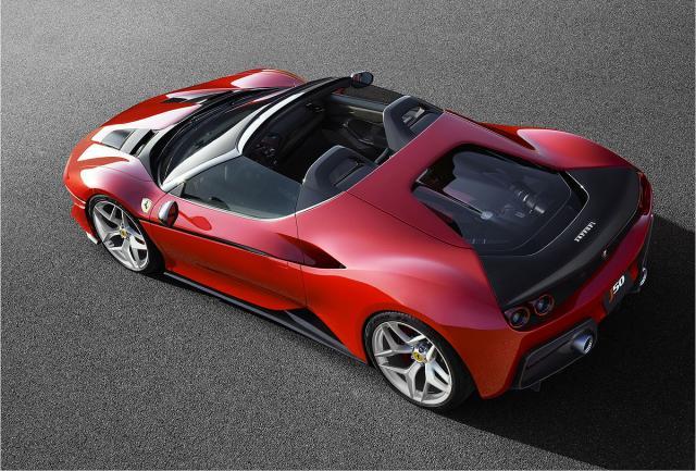 Ferrari ovoga puta daje prednost Japancima