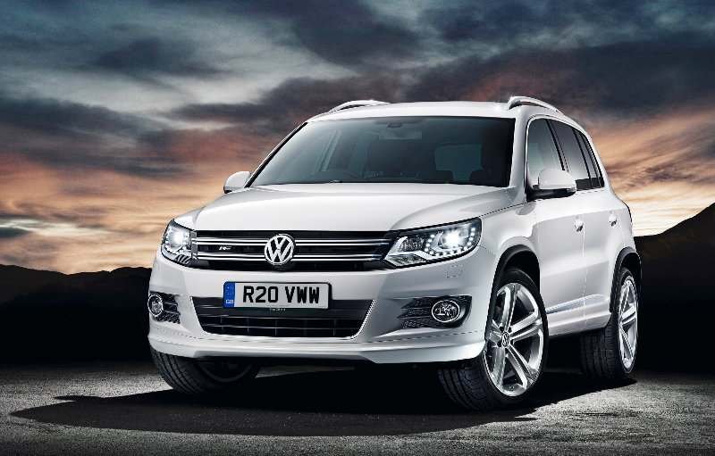 Rent a car VW TIGUAN 2.0 TDI DSG FOURMOTION