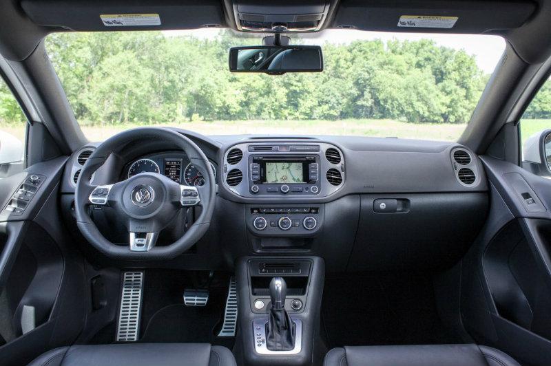 Rentacar VW TIGUAN 2.0 TDI DSG FOURMOTION