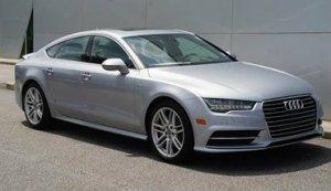 Rent a car Audi A7 3.0 Automatik