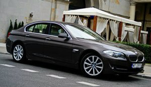 Rent a car BMW 530 Automatik