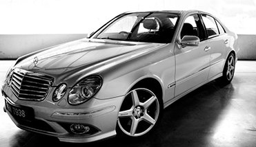 Rent a car MERCEDES E220 CDI