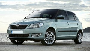 Rent a car ŠKODA FABIA