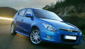 Rent a car HYUNDAI i30