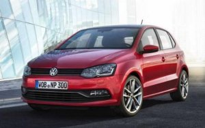 Rent a car VW Polo 2017