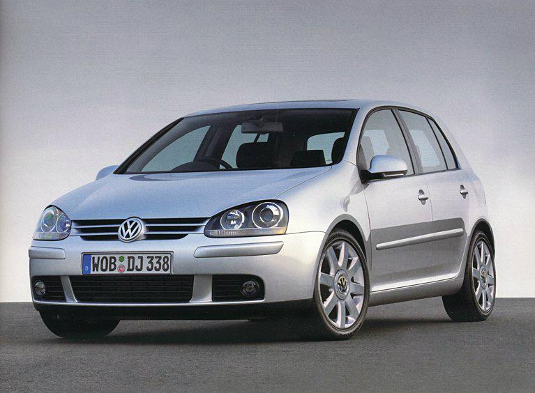 Rent a car VW GOLF 5 FORMOTION