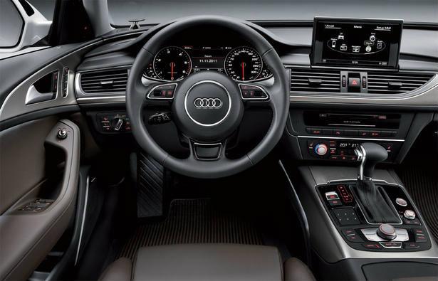 Rent a car AUDI A6 2.0 AUTOMATIK
