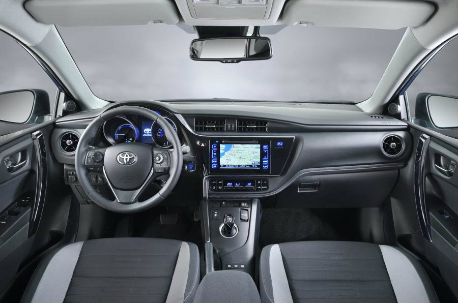 Rentacar Toyota Auris 1.6