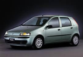 Rent a car FIAT PUNTO 1.2