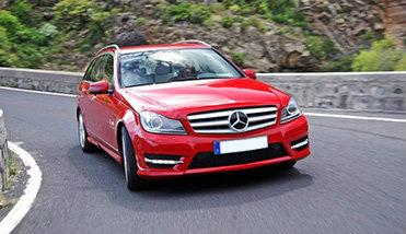 Rent a car Mercedes C220 CDI Avangarde karavan