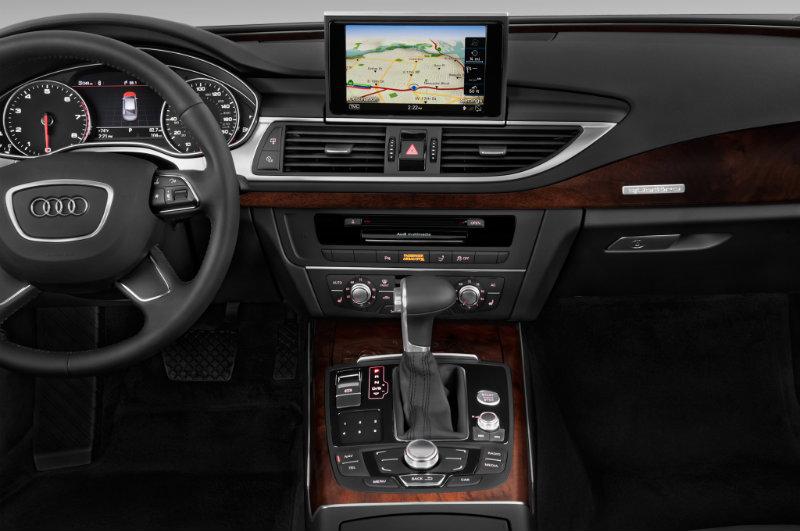 Rentacar Audi A7 3.0 Automatik