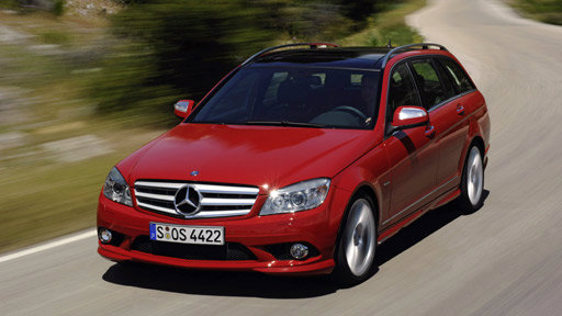 Rentacar Mercedes C220 CDI Avangarde karavan