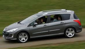 Rentacar Peugeot 308