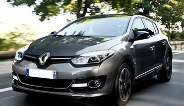 Rentacar Renault Megane 1.5