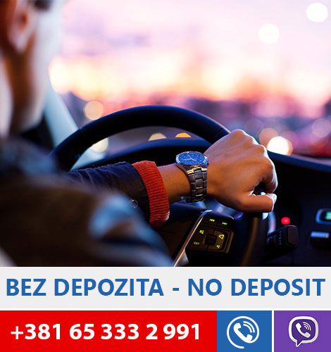 Rent a car Belgrade